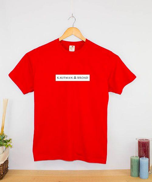 Camiseta clásica BIO cuello redondo Hombre (1)
