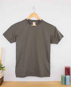 Camiseta clásica BIO cuello redondo Hombre (2)