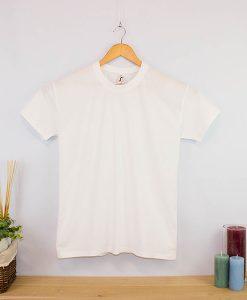 Camiseta clásica cuello redondo (1)
