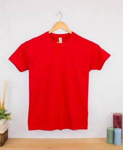 Camiseta clásica cuello redondo (5)