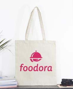 Foodora le Tote bag