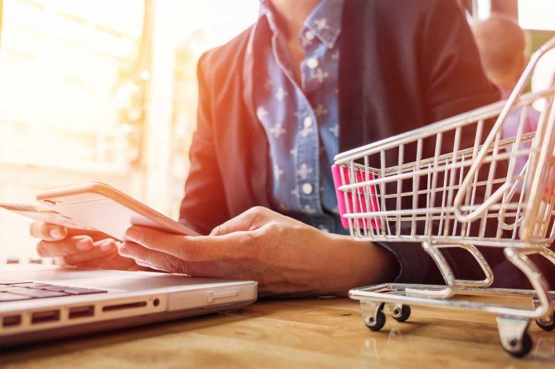 proceso compra online