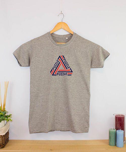 Camiseta FIT cuello redondo Hombre (1)