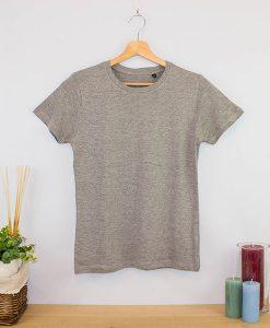 Camiseta FIT cuello redondo Mujer (2)