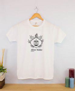 Camiseta Superior cuello redondo Hombre (1)