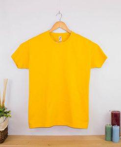 Camiseta Superior cuello redondo Hombre (2)