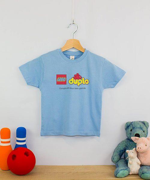 Camiseta clásica cuello redondo niño (1)