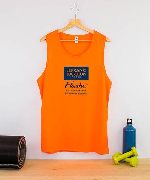 Camiseta de tirantes Hombre (1)